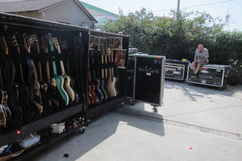 Alice in Chains Load out Daves Rooms