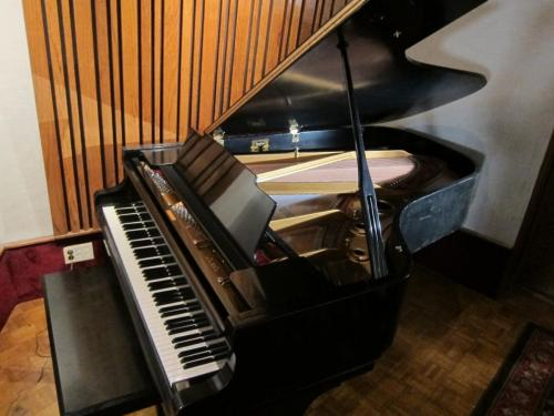Daves Room Fig' Piano from Donte's rebuilt and Installed by Precision Piano