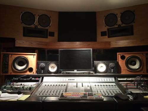 Dave's Room: Vincent Van Hoff Control Room